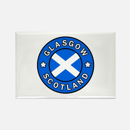 Glasgow Scotland Magnets