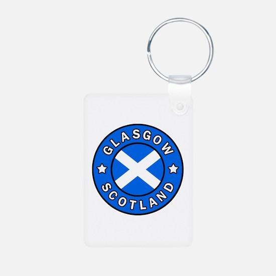 Glasgow Scotland Keychains