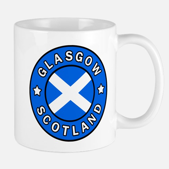 Glasgow Scotland Mugs