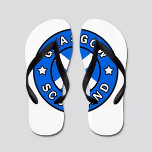 Glasgow Scotland Flip Flops