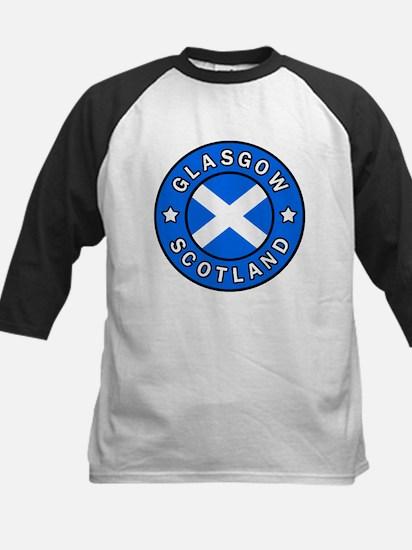 Glasgow Scotland Baseball Jersey