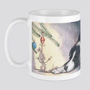 Peace on earth and goodwill t Mug