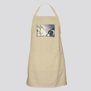 Peace on earth and goodwill t BBQ Apron