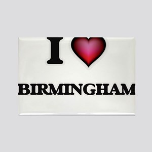 I love Birmingham Alabama Magnets