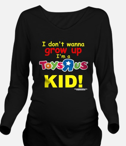 Toys R Us Kid Long Sleeve Maternity T-Shirt