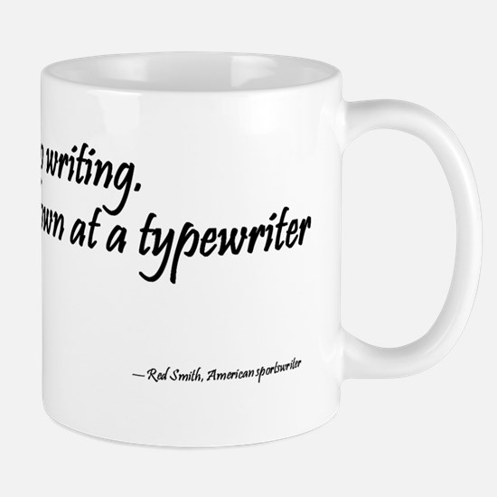 On Writers Mug