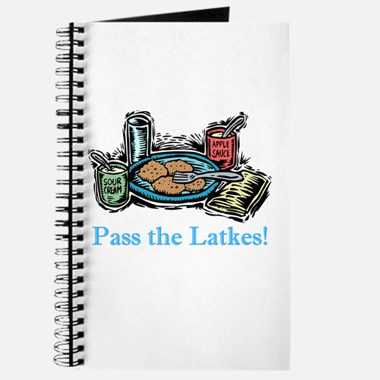 Pass the Latkes Journal
