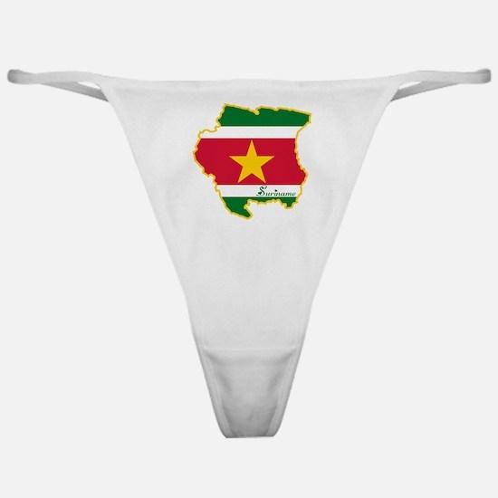 Cool Suriname Classic Thong
