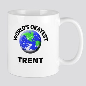 World's Okayest Trent Mugs