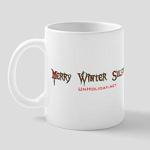 Merry Winter Solstice 01 Mug