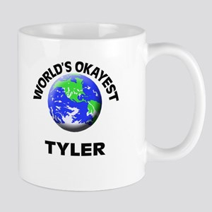 World's Okayest Tyler Mugs