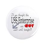 Navy USS Enterprise was hot 3.5