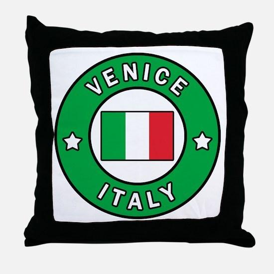 Cute Verona Throw Pillow
