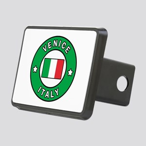 Venice Italy Rectangular Hitch Cover