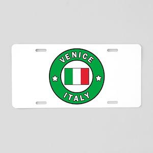 Venice Italy Aluminum License Plate