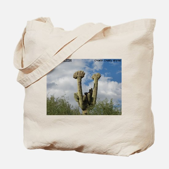 Cochise County 7 Tote Bag