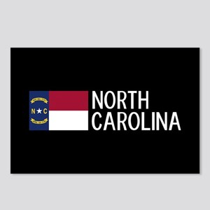 North Carolina: North Car Postcards (Package of 8)