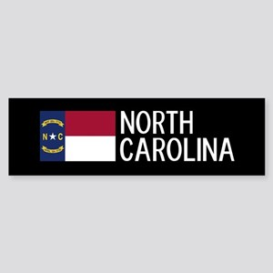 North Carolina: North Carolinian Sticker (Bumper)