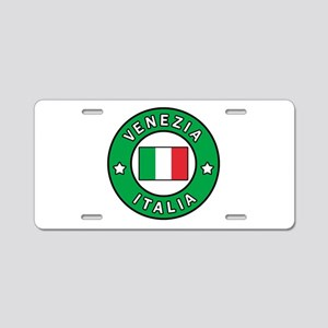 Venezia Italy Aluminum License Plate