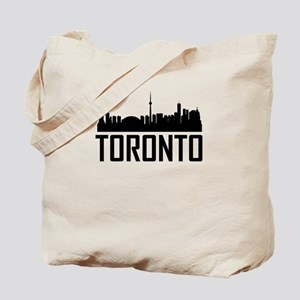 Skyline of Toronto ON Tote Bag
