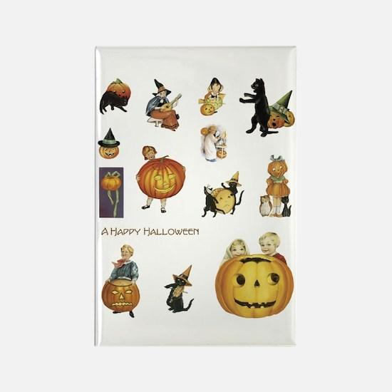Halloween 60 Rectangle Magnet