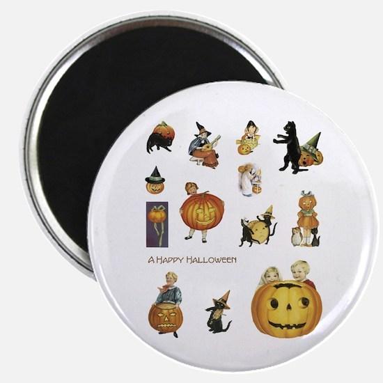 "Halloween 60 2.25"" Magnet (10 pack)"