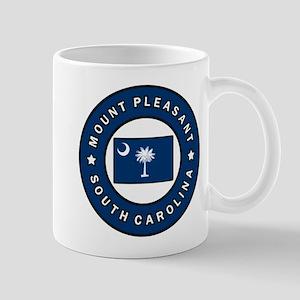 Mount Pleasant South Carolina Mugs