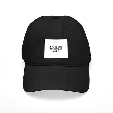 I Do My Own Biotechnology Stu Black Cap