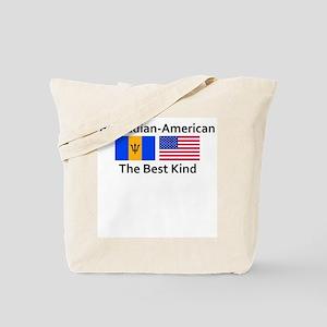 Barbadian American-The Best K Tote Bag