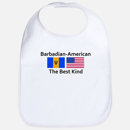 Barbadian American-The Best K Bib