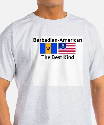 Barbadian American-The Best K T-Shirt