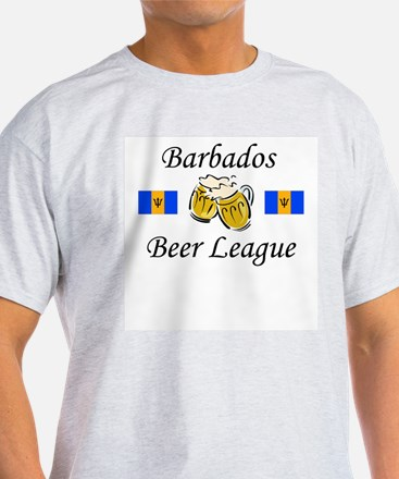 Barbados Beer League T-Shirt