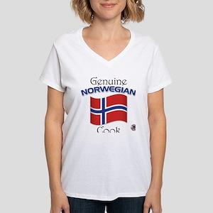 Genuine Nowegian Cook White T-Shirt