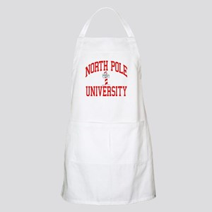 NORTH POLE UNIVERSITY BBQ Apron