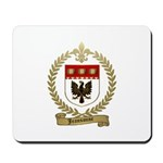 JEANSONNE Family Crest Mousepad