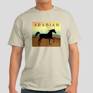 Desert Arabian Horse Light T-Shirt
