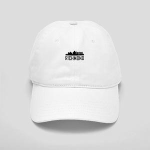 Skyline of Richmond VA Baseball Cap
