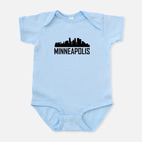 Skyline of Minneapolis MN Body Suit