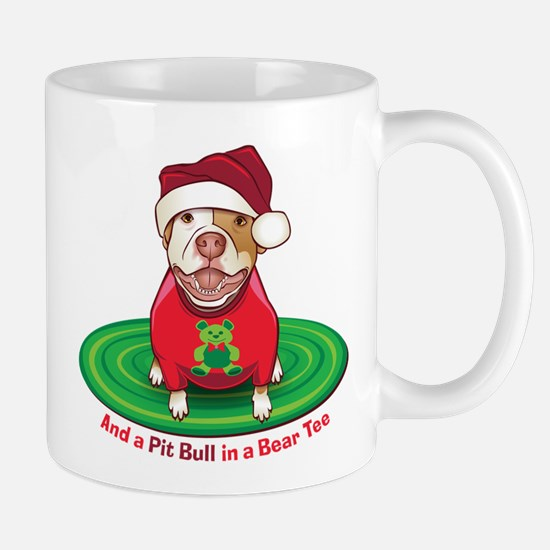 And a Pit Bull in a Bear Tee Stainless Steel Trave