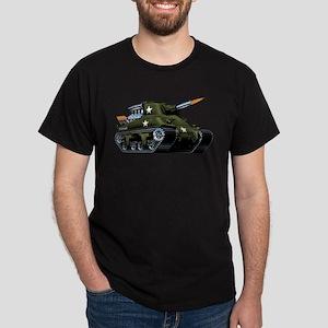 M4 A1 Sherman Tank T-Shirt