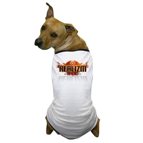 REALIZM Radio - Dog T-Shirt