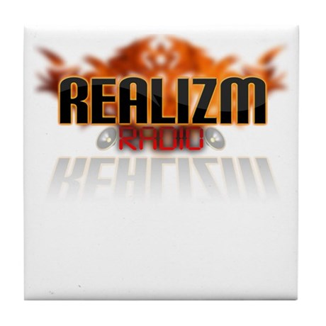REALIZM Radio - Tile Coaster