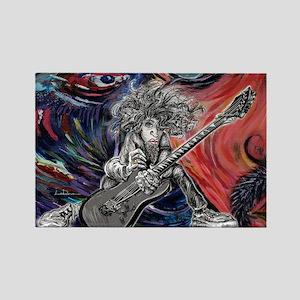 Hair Guitar Magnets