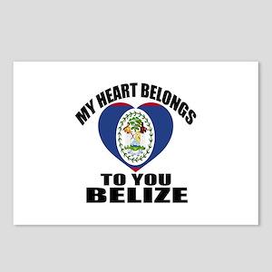 My Heart Belongs To You B Postcards (Package of 8)