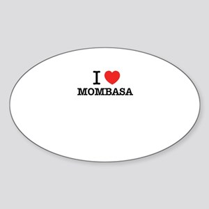 I Love MOMBASA Sticker