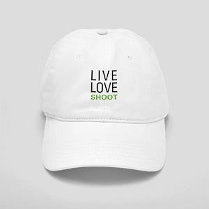Live Love Shoot Cap
