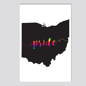 Ohio Pride Postcards (Package of 8)