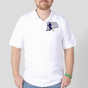 NY Baseball Mr October Golf Shirt