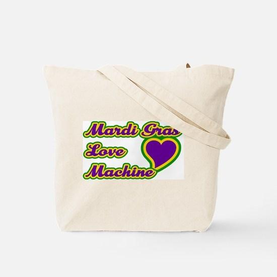 New Orleans Love Machine Tote Bag
