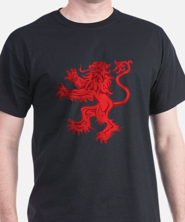 Lion Red T-Shirt